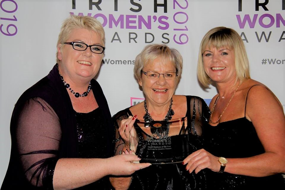 kays win women in business award