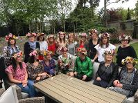 Fun Flower crown activities