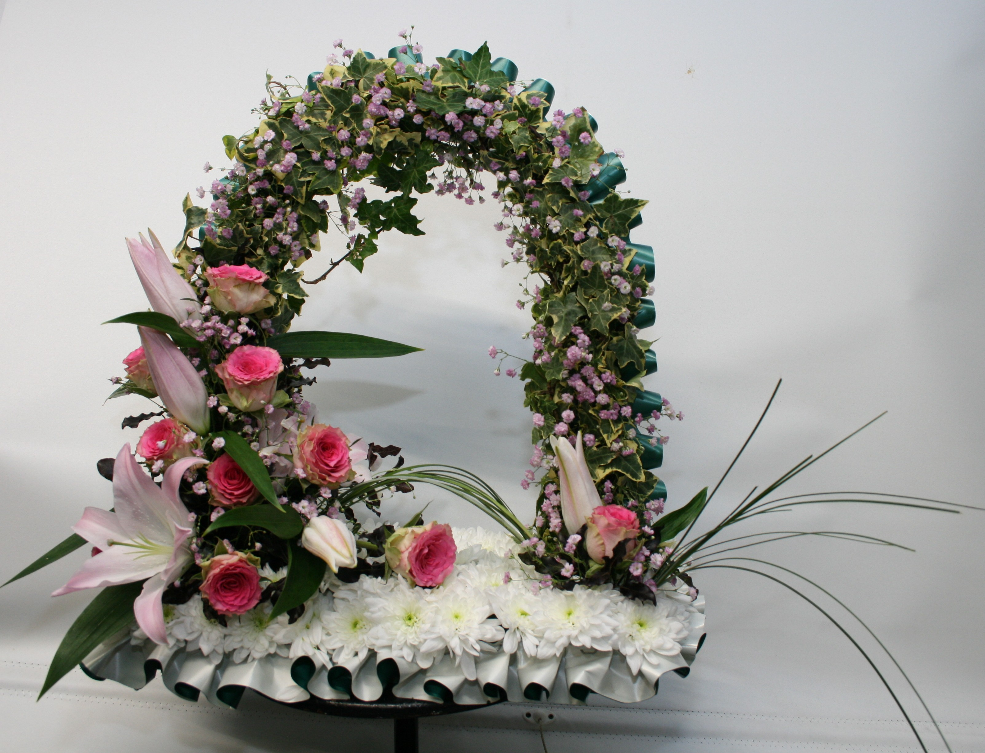 Gates of heaven images from our sympathy course gates of heaven floral tribute izmirmasajfo