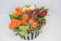 Autumnal Flower course online at kays flower school