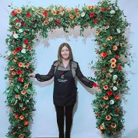How To Make A Flower Arch Easily