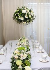 Luxury wedding flowers at kays flower