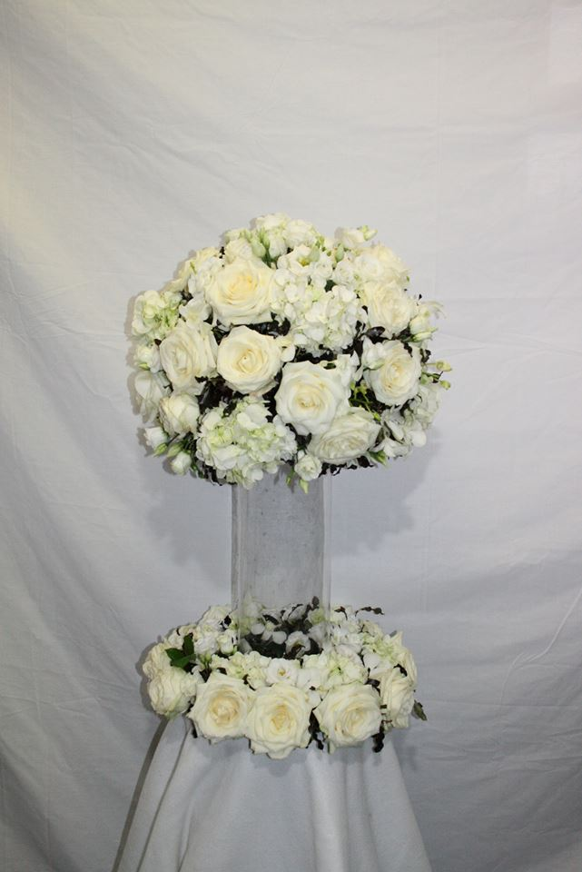 Luxury flowers for weddings